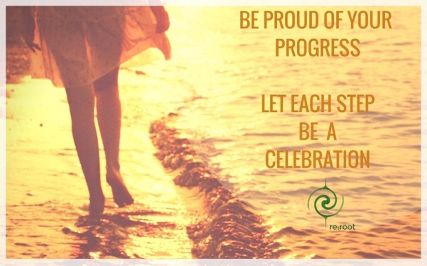 BE Proud of your progress