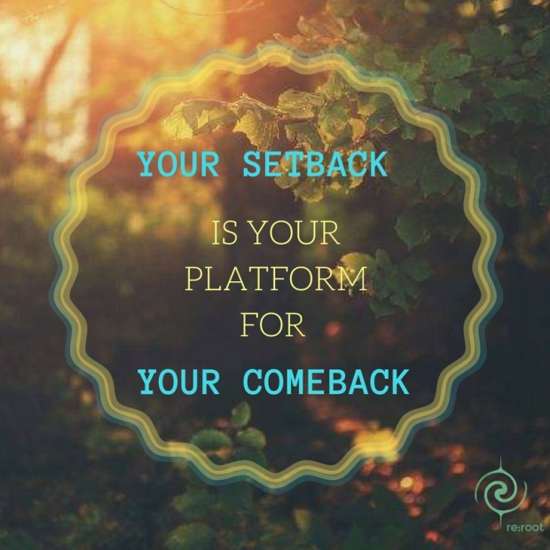Your Setback